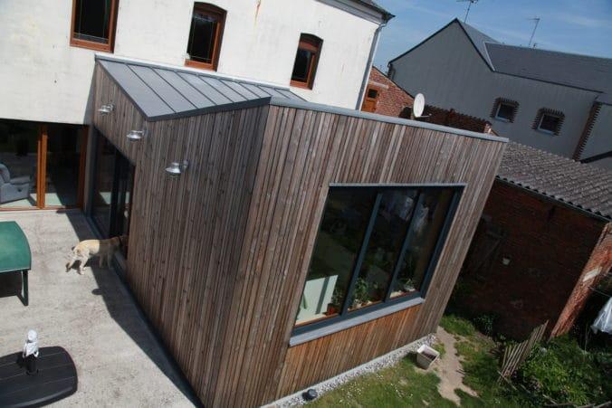 RECIPROQUE Construction Bois intervient fréquement en sitconstruction en ossature bois en site d