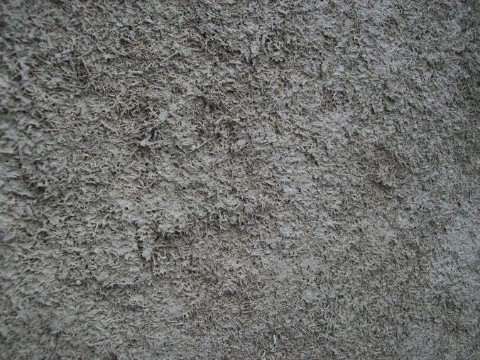 Béton chaux-chanvre